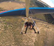 Hang Glider Tandem Lanzarote